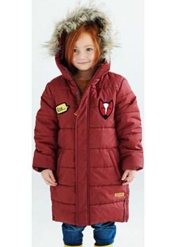 Kurtka zimowa dziewczęca Nativo Kids  promocyjna cena   - kod rabatowy