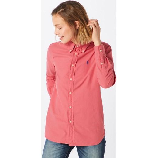 8621728b5 Koszula damska Polo Ralph Lauren z tkaniny z długim rękawem w Domodi