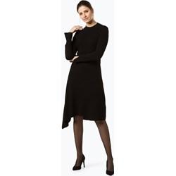 482b73768c Sukienka Talk About na spotkanie biznesowe midi z długim rękawem wiosenna