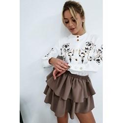 9bd6262e71 Koszula damska biała z długim rękawem