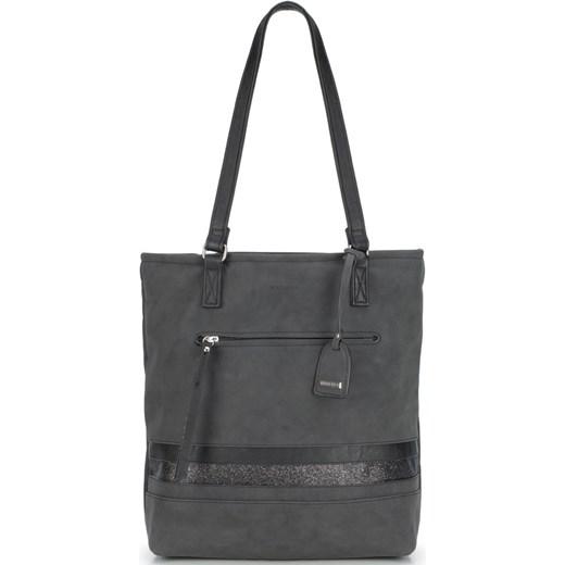 fc9db161c5e3a Shopper bag Wittchen elegancka na ramię duża bez dodatków w Domodi