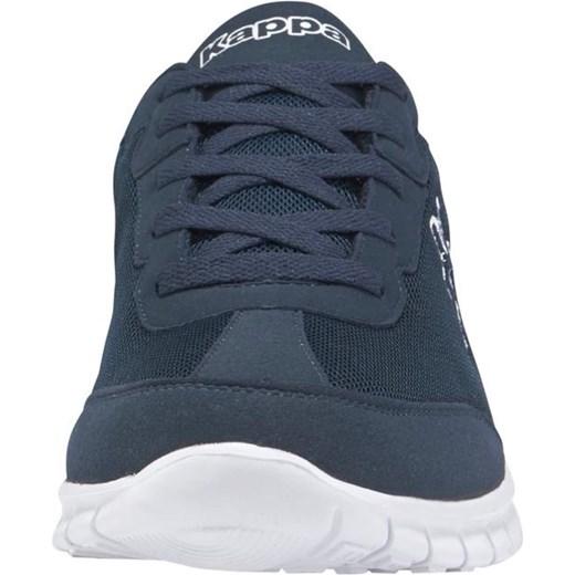 Darmowa dostawa zawsze popularny sprzedawca detaliczny Buty sportowe damskie Kappa do biegania młodzieżowe niebieskie sznurowane  bez wzorów na koturnie