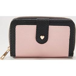 cf1dc54d9f409 Różowe portfele damskie