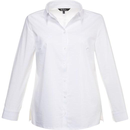 c683290e8f Koszula damska biała Ulla Popken bawełniana z długim rękawem w Domodi