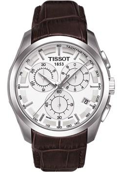 ZEGAREK TISSOT T- CLASSIC COUTURIER QUARTZ CHRONO UTS/1305 Tissot  okazyjna cena W.Kruk  - kod rabatowy
