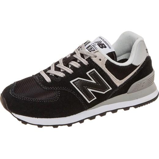 b8404f9278ed9b Buty sportowe damskie New Balance sneakersy w stylu młodzieżowym bez wzorów  ...