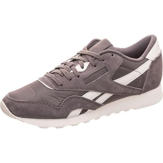 fc5d6084 Buty sportowe damskie Reebok Classic sneakersy w stylu młodzieżowym z  zamszu na wiosnę na platformie ...
