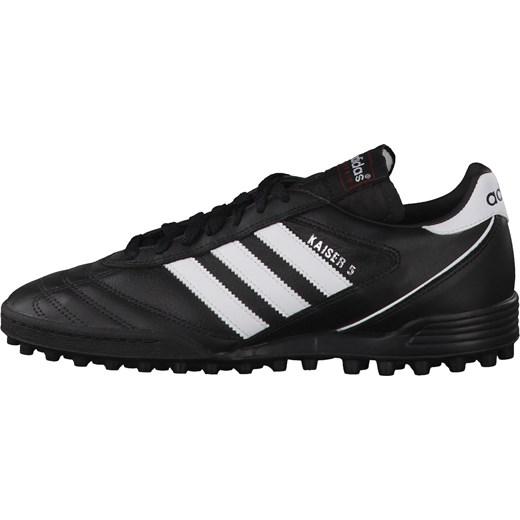 d899a711864cc ... czarne sznurowane; Adidas Performance buty sportowe damskie sneakersy  gładkie sznurowane skórzane na płaskiej podeszwie ...