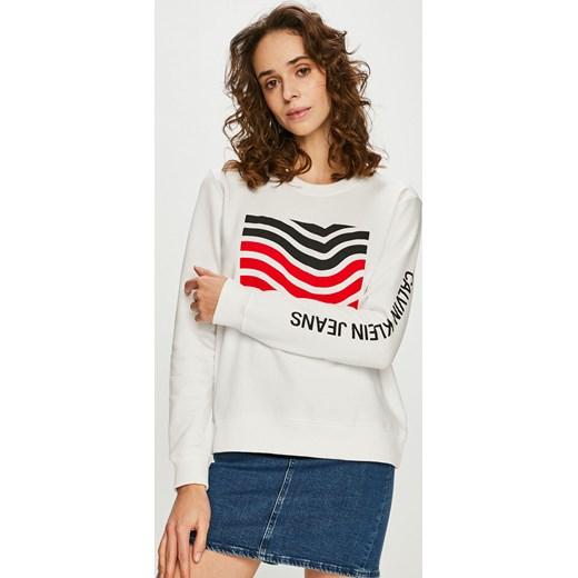 90bdcb8474202 Calvin Klein Jeans - Bluza Calvin Klein XS ANSWEAR.com