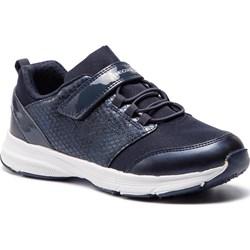 473d634a51c83 Niebieskie buty sportowe dziecięce geox rzepy, wiosna 2019 w Domodi