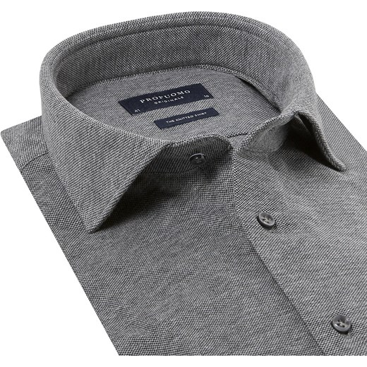 Koszula męska Profuomo elegancka z długim rękawem Odzież  MGE7c