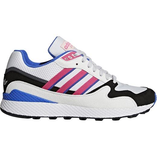 3a6e0f1ea42cd Buty sportowe męskie Adidas młodzieżowe sznurowane w Domodi