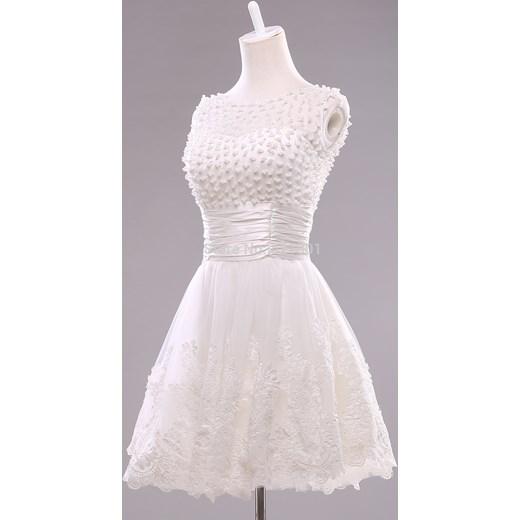 7c3ce9ca99 Sukienka Yaze na ślub cywilny balowe koronkowa  Sukienka Yaze na ślub  cywilny