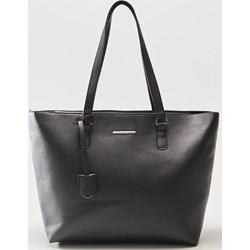 000f5f76f8aa2 Shopper bag House mieszcząca a4 na ramię matowa casual