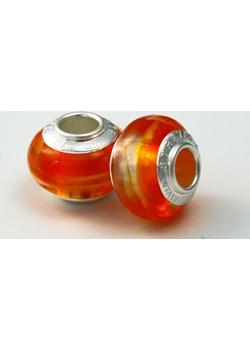 Charms Słodka Mandarynka - koralik modułowy ze szkła Murano Skarby Murano Skarby Murano - kod rabatowy