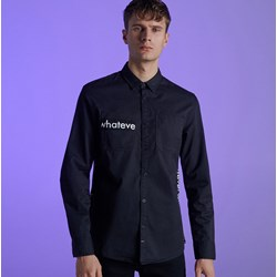 0b4d399fb Granatowe koszule męskie cropp, lato 2019 w Domodi