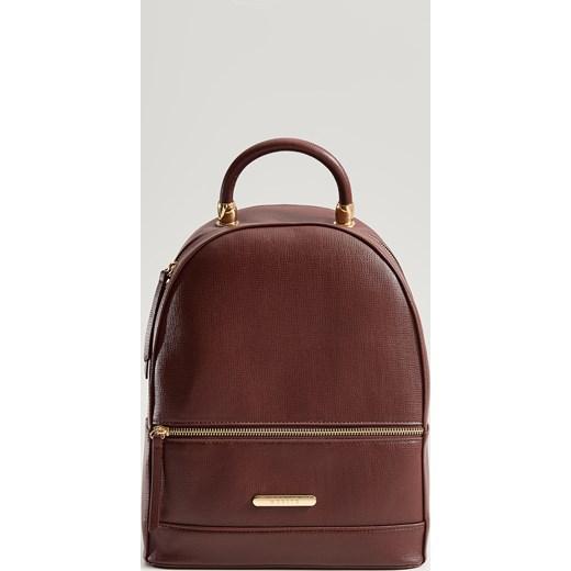 2b4f5481a16b ... Mohito - Elegancki plecak z uchwytem - Bordowy Mohito One Size