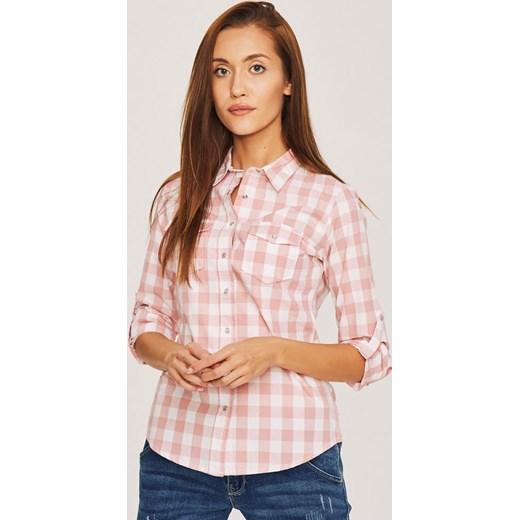 sprzedaż Koszula damska Diverse na wiosnę z długim rękawem  vCp6o