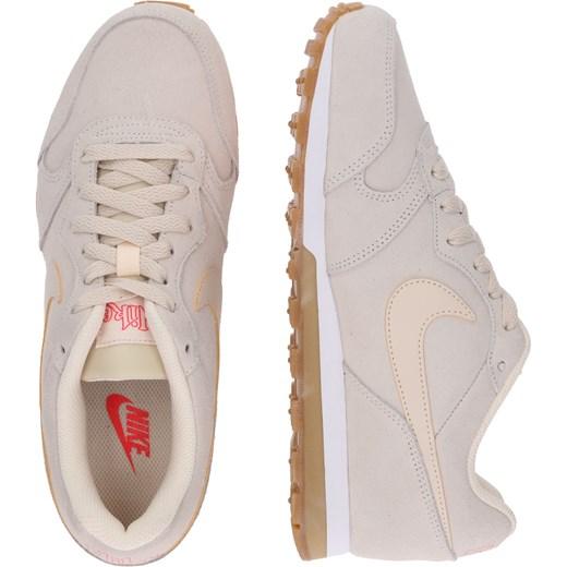 b5619936a ... Buty sportowe damskie Nike Sportswear sneakersy młodzieżowe md runner  ze skóry