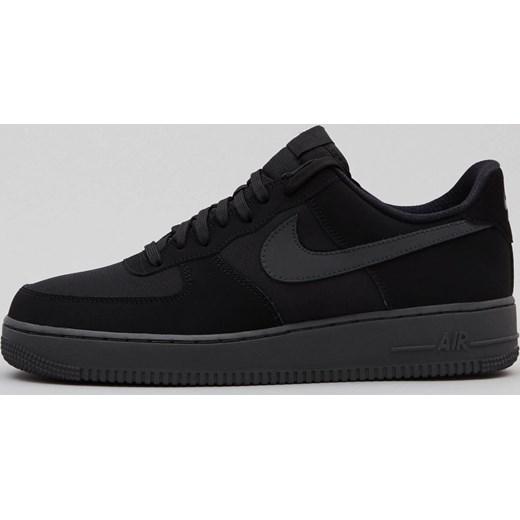 Buty sportowe męskie Nike air force skórzane wiązane Buty