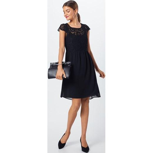 9601379134 ... Sukienka Esprit z krótkimi rękawami trapezowa z okrągłym dekoltem ...