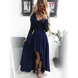 55acd265e07dd Sukienka Pakuten z długim rękawem maxi