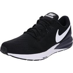 8056f17f8462 Buty sportowe męskie Nike zoom czarne sznurowane
