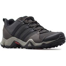 2386e5f9 Buty sportowe męskie Adidas terrex ze skóry ekologicznej sznurowane