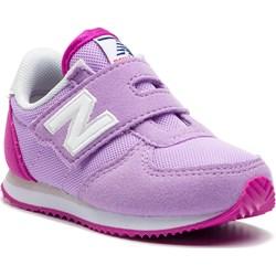 16d0fe6bc3 New Balance buty sportowe dziecięce na rzepy ...