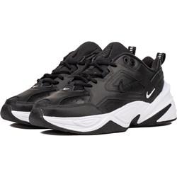 brand new aea33 796ef Buty sportowe damskie Nike sneakersy czarne sznurowane gładkie na zimę
