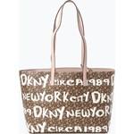 3b2a057990970 DKNY - Damska dwustronna torba shopper – Pebbl