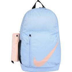 d80346fc6c928 Plecak dla dzieci Nike Sportswear niebieski