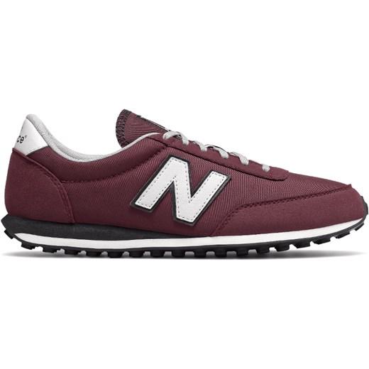 71654dc31 Buty sportowe męskie New Balance sznurowane jesienne czerwone w Domodi