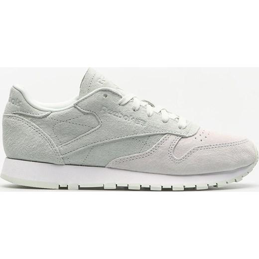 a42a68d178511 Buty sportowe damskie Reebok sneakersy eleganckie bez wzorów sznurowane ...