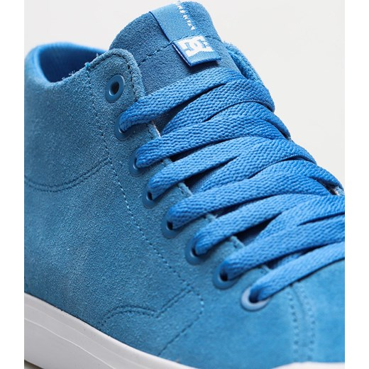 60% ZNIŻKI Dc Shoes trampki męskie młodzieżowe niebieskie