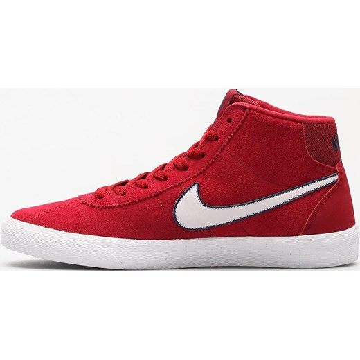 nowy Buty Nike SB Bruin Hi Wmn (red crushvast grey white