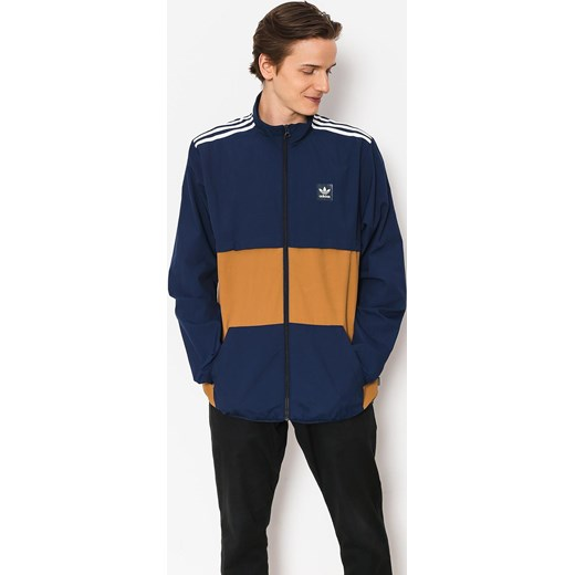 Kurtka adidas Class Action (collegiate navy/raw desert/white)  Adidas M okazja SUPERSKLEP