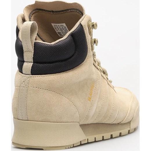 dec9ea5536c50 ... zimę sznurowane · Buty zimowe męskie Adidas beżowe zamszowe sportowe  sznurowane ...