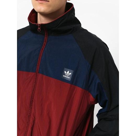 szyk Kurtka męska Adidas nylonowa Odzież Męska RH czerwony