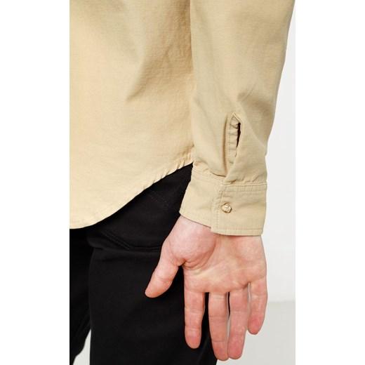 7d9d291433656a Koszula męska Diamond Supply Co. z bawełny casual z długim rękawem w ...