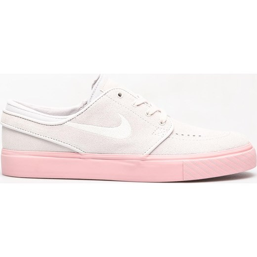 zakupy szeroki zasięg Całkiem nowy Różowe trampki damskie Nike Sb stefan janoski zamszowe z niską cholewką  sznurowane