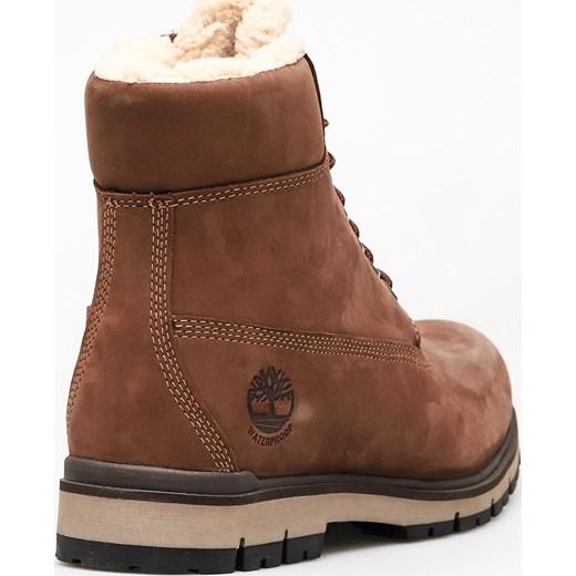 miło tanio wyprzedaż w sprzedaży sprzedaż obuwia wylot Buty zimowe męskie Timberland skórzane młodzieżowe ...