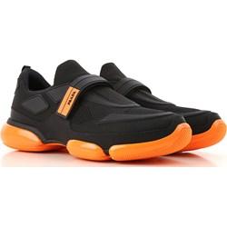 175391014ee47 Buty sportowe męskie Prada wiązane z gumy młodzieżowe