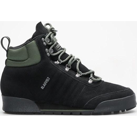 b65707020dafe Buty zimowe męskie Adidas sportowe z zamszu w Domodi