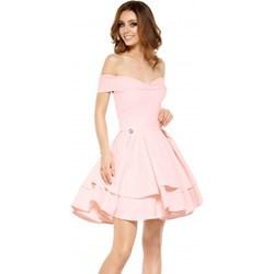 20eb8233 Sukienki rozkloszowane, lato 2019 w Domodi