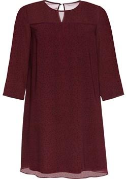 Sukienka szyfonowa  BODYFLIRT bonprix - kod rabatowy