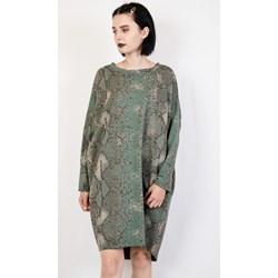 d94c170a91 Sukienka Olika z długimi rękawami oversize mini