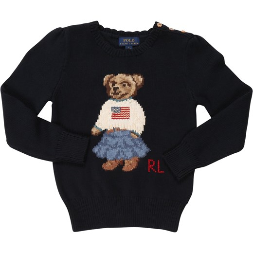 Sweter 'ICONIC BEAR'  Polo Ralph Lauren AboutYou