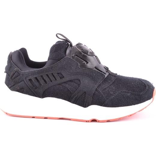 37e283b3 Buty sportowe damskie Puma do fitnessu młodzieżowe sznurowane na koturnie