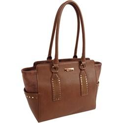 6efc4f74f13da Shopper bag Doca elegancka bez dodatków